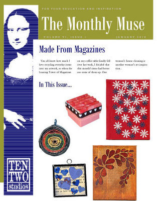 January – Made From Magazines