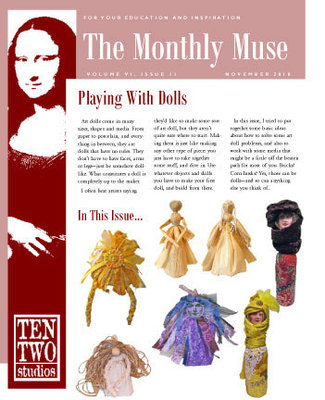 November – Playing With Dolls