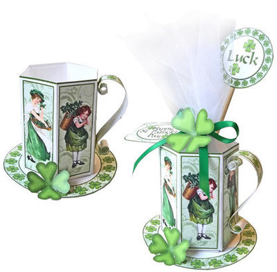 Lucky Tea Cup Set