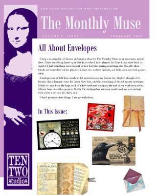 February – All About Envelopes