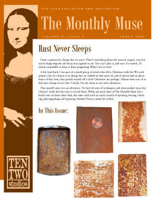 March – Rust Never Sleeps