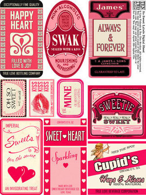 So Sweet Labels