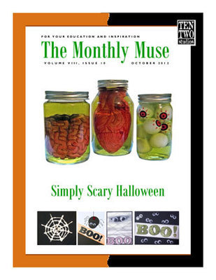 October - Simply Scary Halloween
