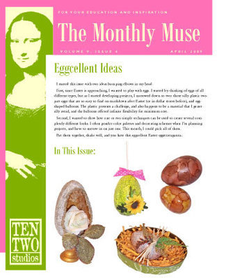 April – Eggcellent Ideas