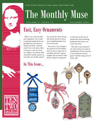 October – Fast, Easy Ornaments