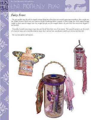 April – Fairy Fever