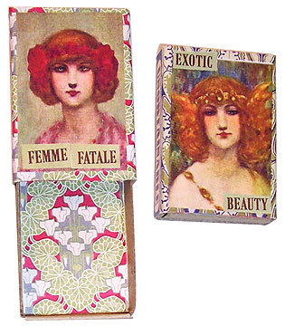 Deco Sweethearts Wrappers