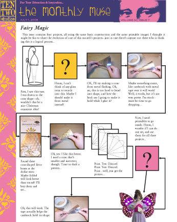 July – Fairy Magic