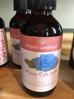 PREMIUM Rose Water Astringent - Herbal Face Toner