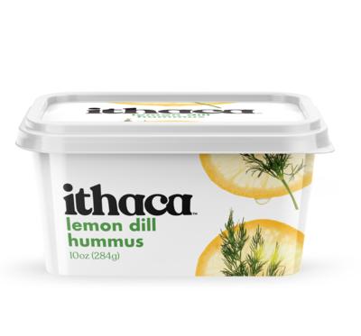 Ithaca Hummus lemon dill hummus 10oz 284g
