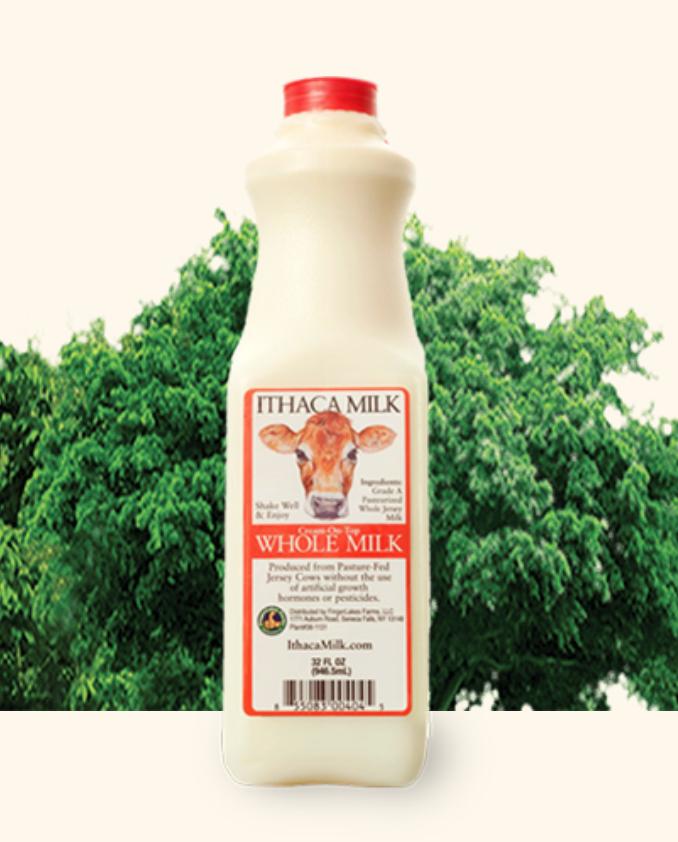ITHACA MILK Whole Milk Quart (32 fl oz)