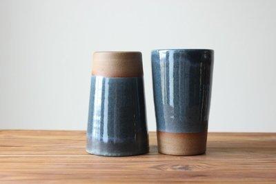 Wellhouse Blue Pint Glass