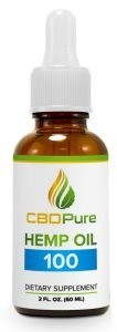 CBD Hemp Oil 100 mg