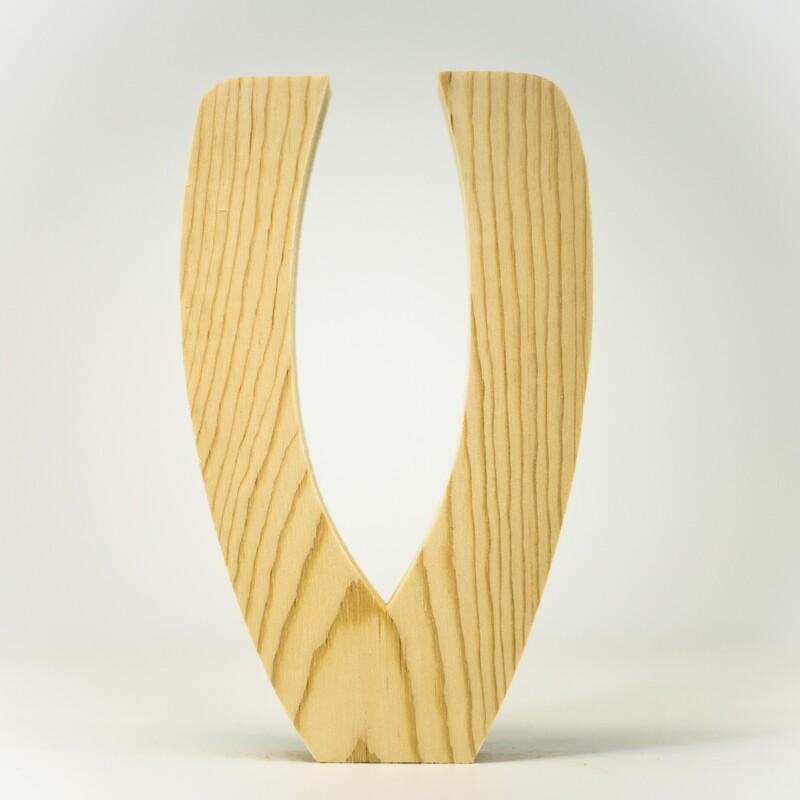 Alphabet - Standard Uppercase - V