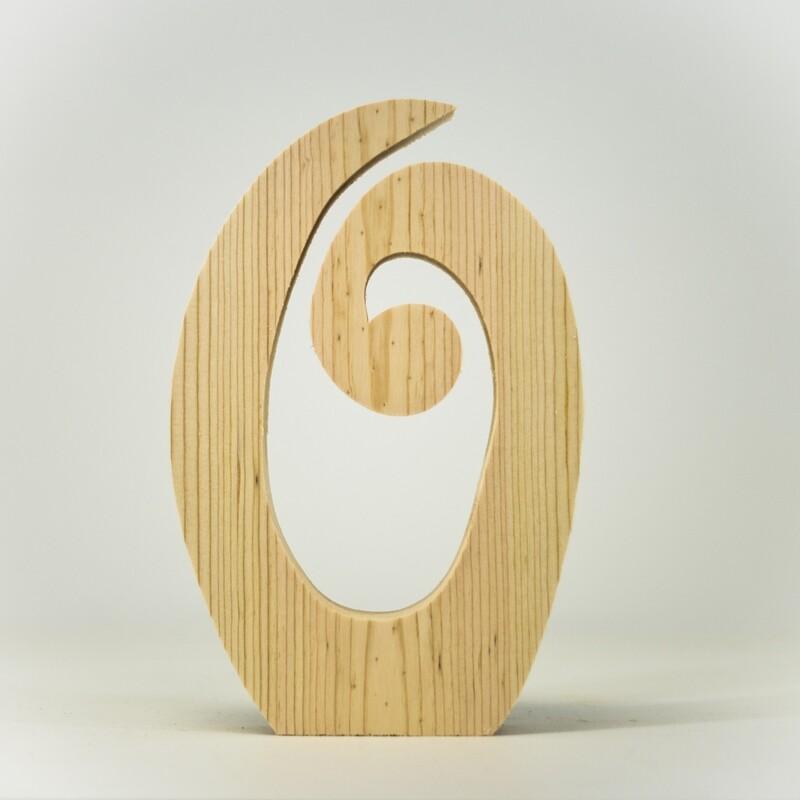 Alphabet - Fancy Uppercase - O
