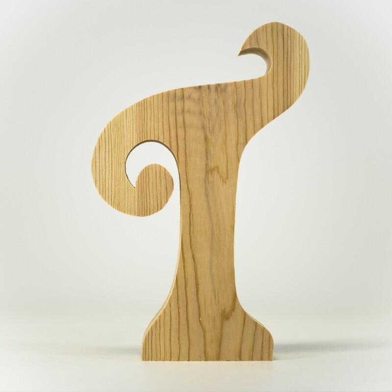 Alphabet - Fancy Uppercase - T
