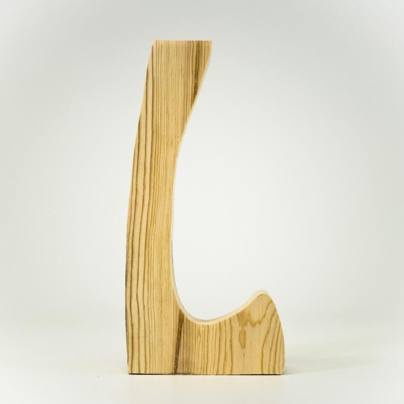 Alphabet - Standard Uppercase - L