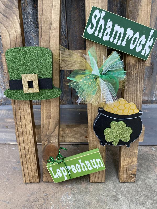 Fence Kit: St. Patrick's Day 2020