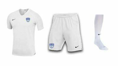 SAN JUAN 2020 White Game Uniform Kit