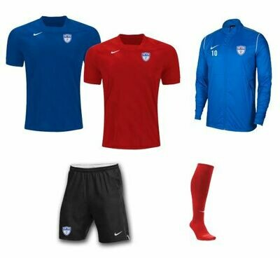 SAN JUAN 2020 Training Uniform Kit