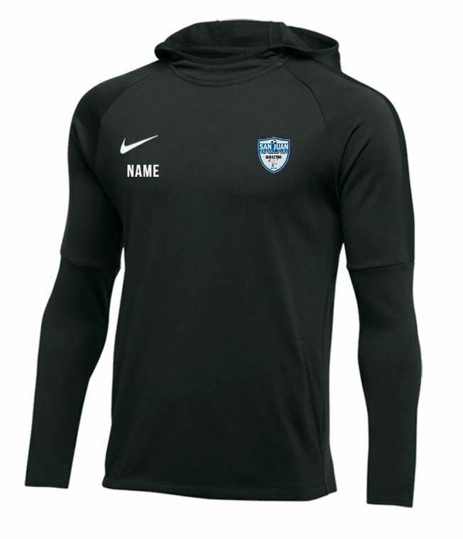 SJ SOUTH Club Pullover Training Hoodie