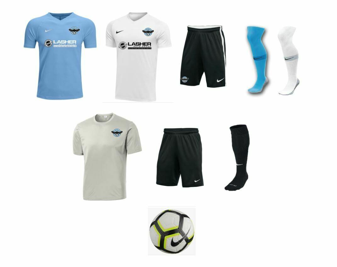 Blackhawks 2020 Game Uniform Kit