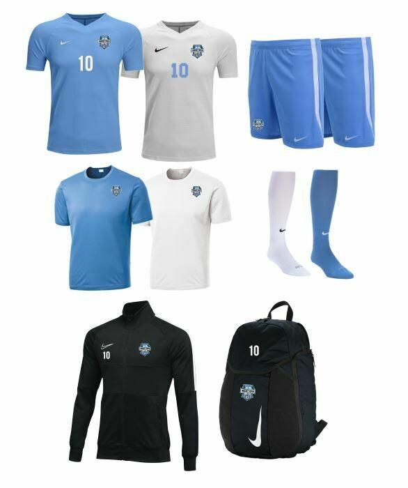 Truckee River Uniform Package