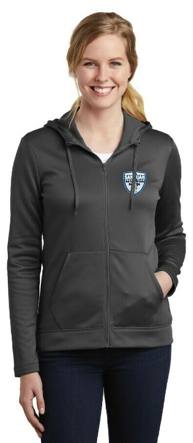SJ South Women's Nike Therma-FIT Full Zip Fleece Hoodie