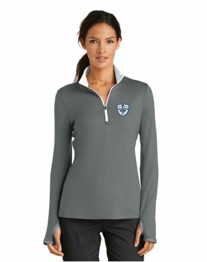 SJ South Women's Nike Half Zip (3 Colors)