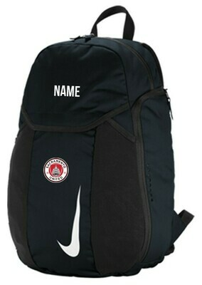 SAC UNITED Backpack with Logo and Name