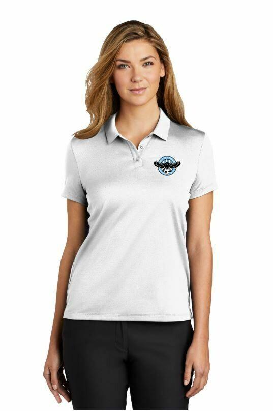 Blackhawks Women's Nike Polo (2 Colors)