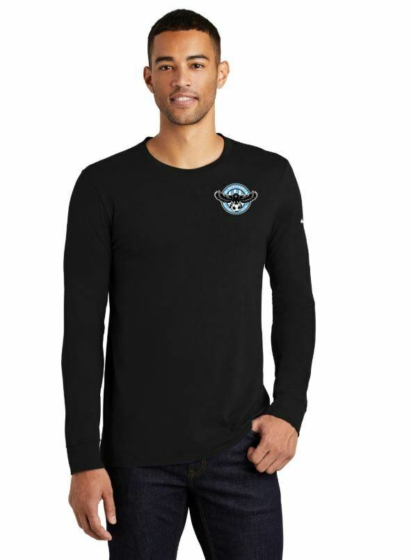 Blackhawks Nike Long Sleeve Tee