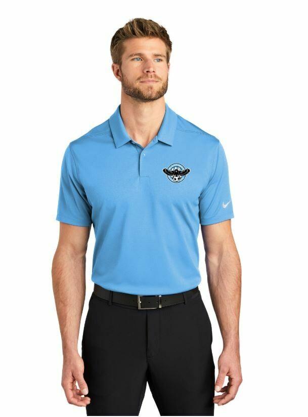 Blackhawks Nike Polo