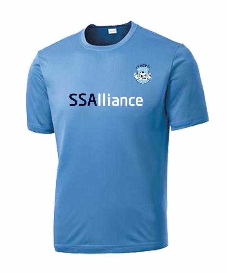 SSA Training Jersey