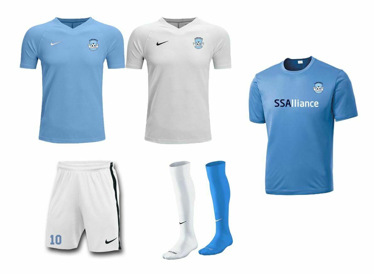SSA Uniform Package