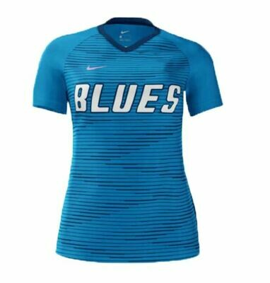 Blues FC Girls Custom Game Jersey
