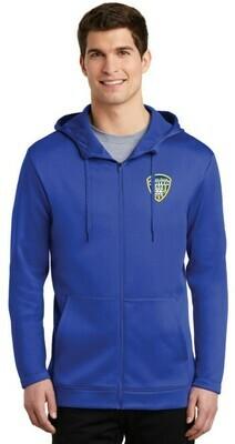 SRU Nike Therma-FIT Full Zip Fleece Hoodie