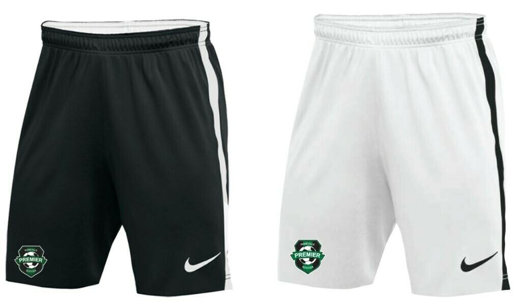 Roseville Premier Game Shorts