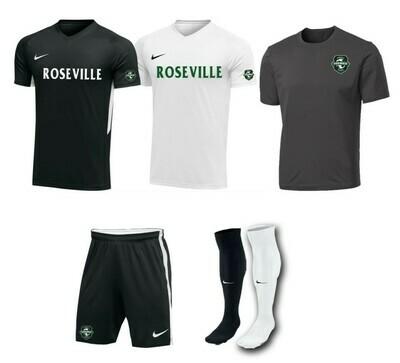 Roseville Premier Uniform Package