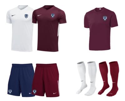 Natomas FA Game Uniform Kit