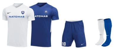 Natomas YSL Game Uniform Kit