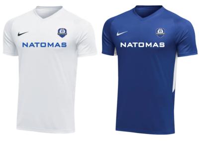Natomas YSL Game Jerseys