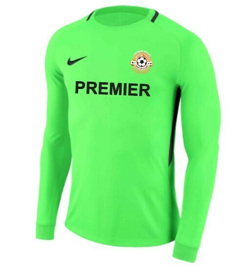 Carson Valley SC Long Sleeve Keeper Jersey