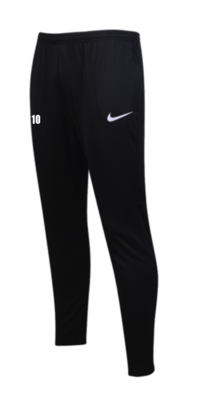 SAC UNITED Warm Up Pants with number