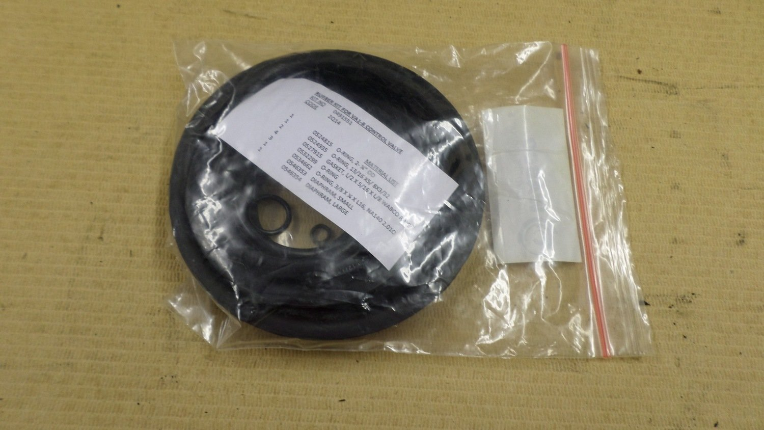 VA1 B valve repair kit  591551