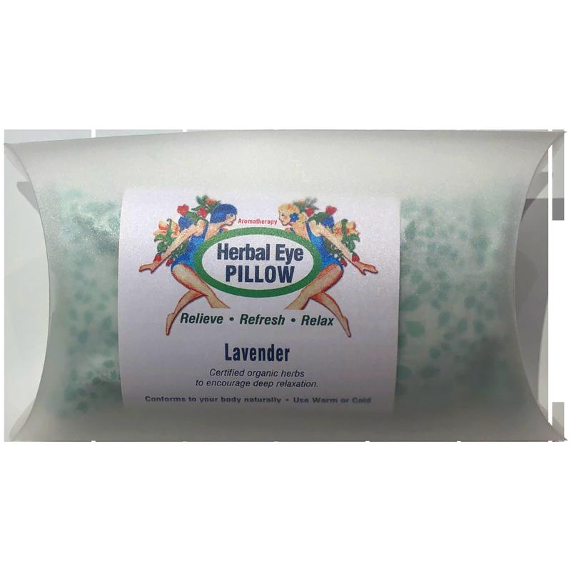 Herbal EYE Pillow (Lavender)