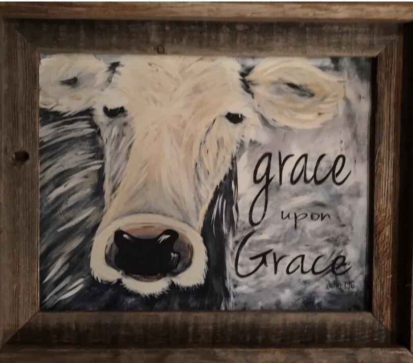 """""""Grace"""" 8 X 10"""