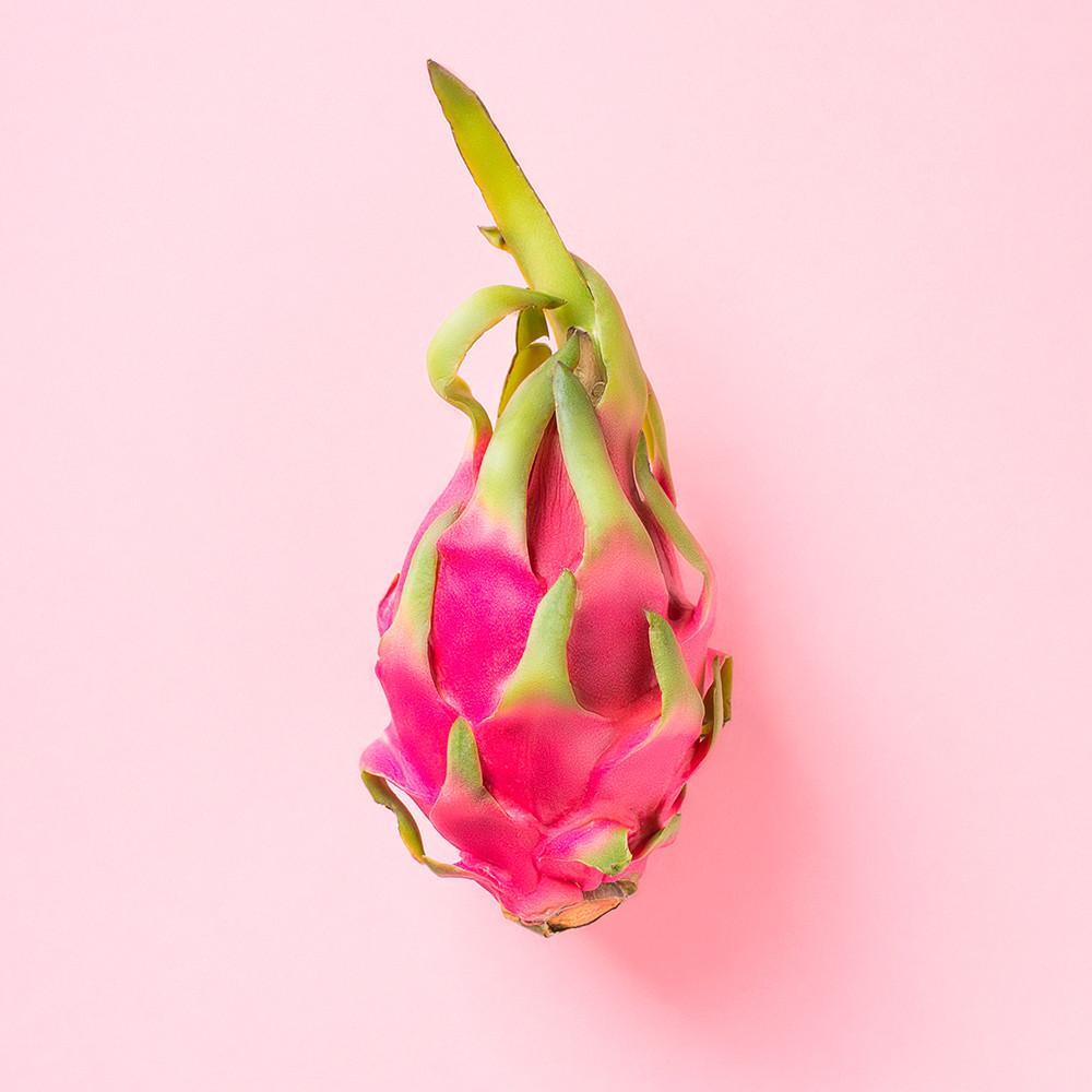 Драгон фрукт (Питахайя белая) (1 шт)