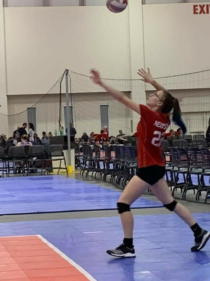 Middle School Volleyball Prep: Grades 6-8