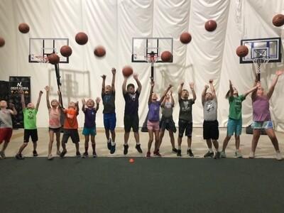 Hoopsters: Grades K-5